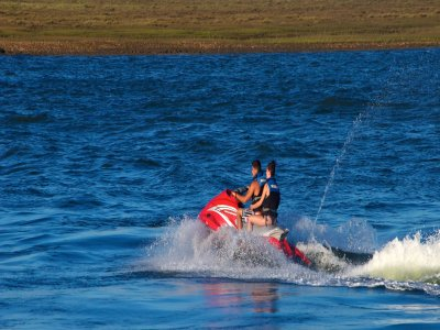 Rent a jet ski in Calvià for 40 minutes