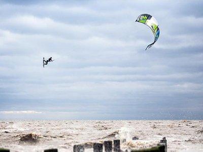 Hunstanton Sailing Club Kitesurfing