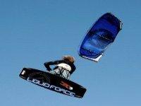 Kitesurfing coaching