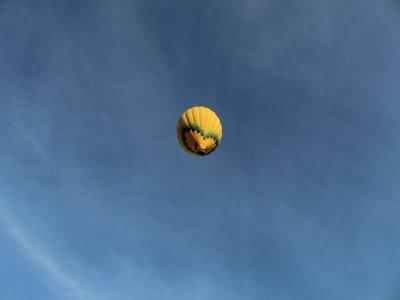 Balloon flight in Aranjuez breakfast + photos 1 h