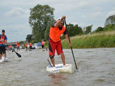 Martham Boats Paddle Boarding