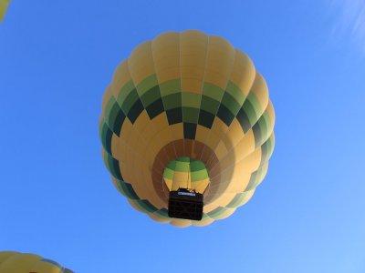 Balloon flight Aranjuez kids picnic, photos 1h