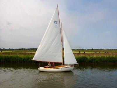 Martham Boats Sailing