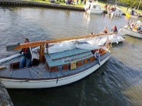 One of our sailing boats