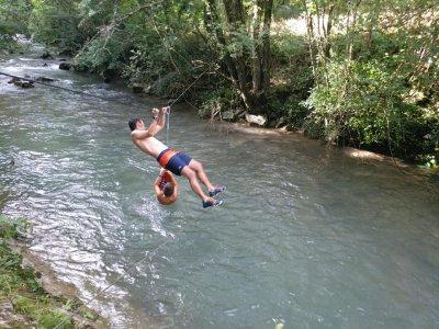 Multiadventure camp in English 5 days Iltzarbe