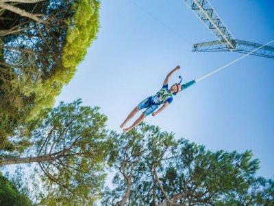 Pack Bungee Jumping & Sling Shot Lloret de Mar