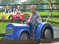 Self-drive tractors