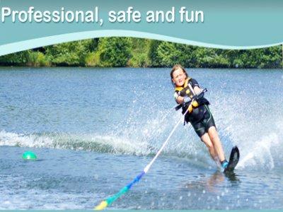 Rickmansworth Water Ski Club Water Skiing