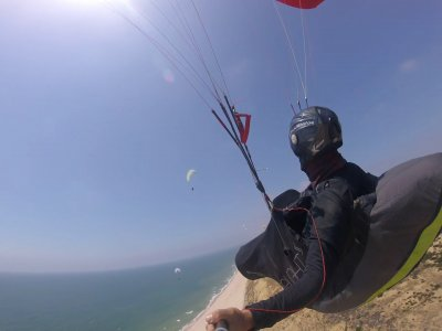 Paragliding flight + Photo report (Cadiz)