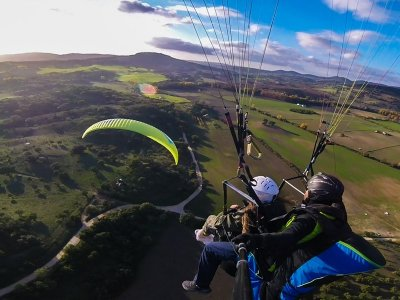 Paragliding flight + Video report (Cadiz)