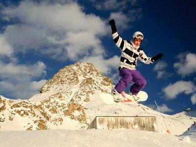 Go-Adventure Snowboarding