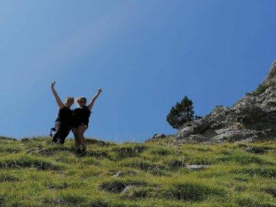 Hiking in Gallina Pelada 6 hours
