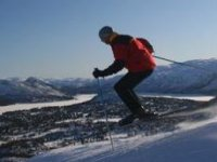 Skiing experiences in amazing locations