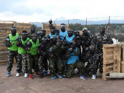 Colmenar Paintball Division
