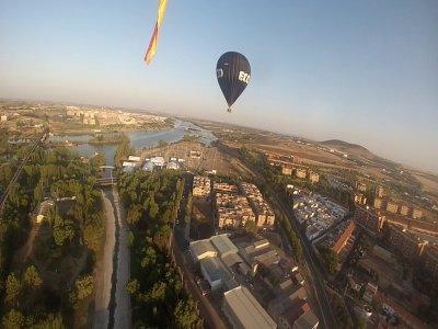 Hot-air balloon ride for children Segovia 3 hours