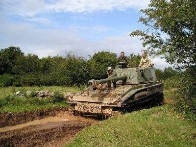 Galloway Tanks