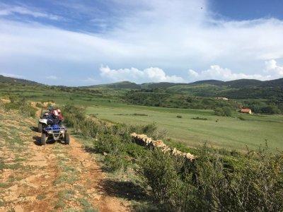 Quad route through Sierra de Gúdar 1 hour