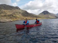 Canoeing for couples at West Lakes Adventure!