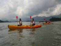 Kayaking for couples at  West Lakes Adventure!