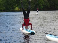 Take it to the next level at West Lakes Adventure Paddle Boarding!