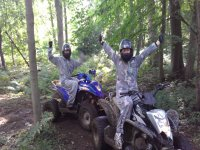 Quad biking fun!