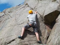 Just go up and have a go with West Lakes Adventure Climbing!