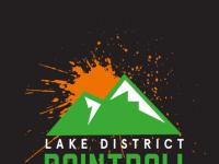 Logo lake district paintball