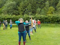 Discover archery with West Lakes Adventure