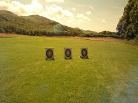 enjoy archery with West Lakes Adventure
