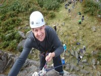 Practice your techniques at climbing with West Lakes Adventure