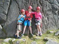 Climbing for everyone at West Lakes Adventure!