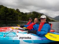 Kayaking for small groups at West Lakes Adventure