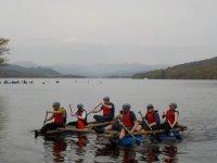 Rafting at West Lakes Adventure