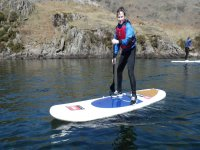SUP is perfect for kids!