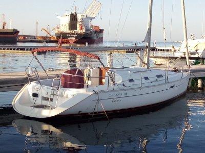 Yacht skippering license Puerto Garrucha 2 days