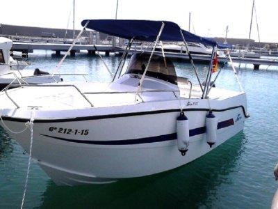 Basic navigation skipper license in Garrucha 12h
