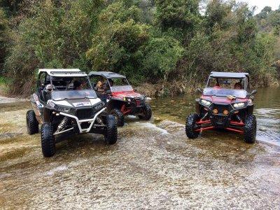 Two-seater buggy tour of Sierra de las Nieves 3h