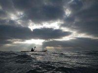 Open on the open sea