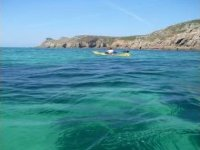 The crystal waters of Cornwall