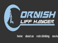 Cornish Cliffhanger Climbing