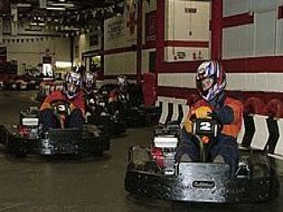 Rayleigh Indoor Karting