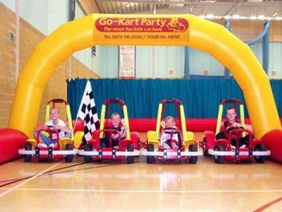 Go-Kart Party