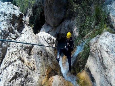 Initiation to Canyoning Aguas Marinas 4h