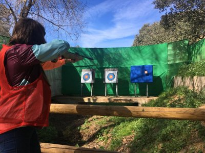 Zipline, paintball and archery pack Ronquillo