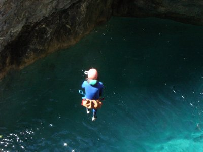 Great Glen Water Park Canyoning