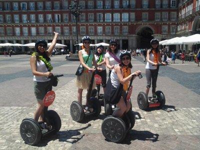 Madrid-Segway