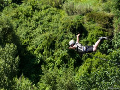 Bungee Jump Sant Sadurní d'Anoia video or photos