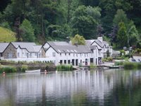 The Ty´n y Cornel Hotel is a beautiful place to stay on your fishing vacation