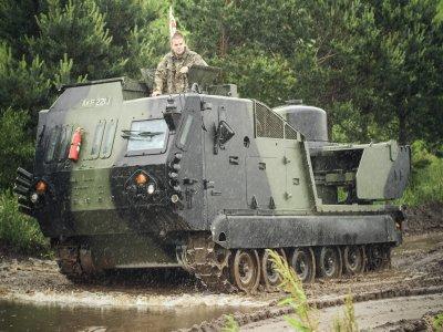 Tank Driving Scotland