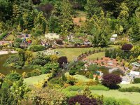 Part of the village at Babbacombe Model Village